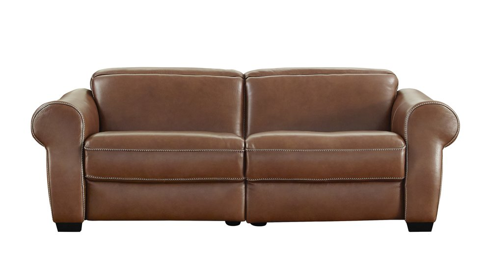 Natuzzi Editions Messina Sectional Reclining Left Arm