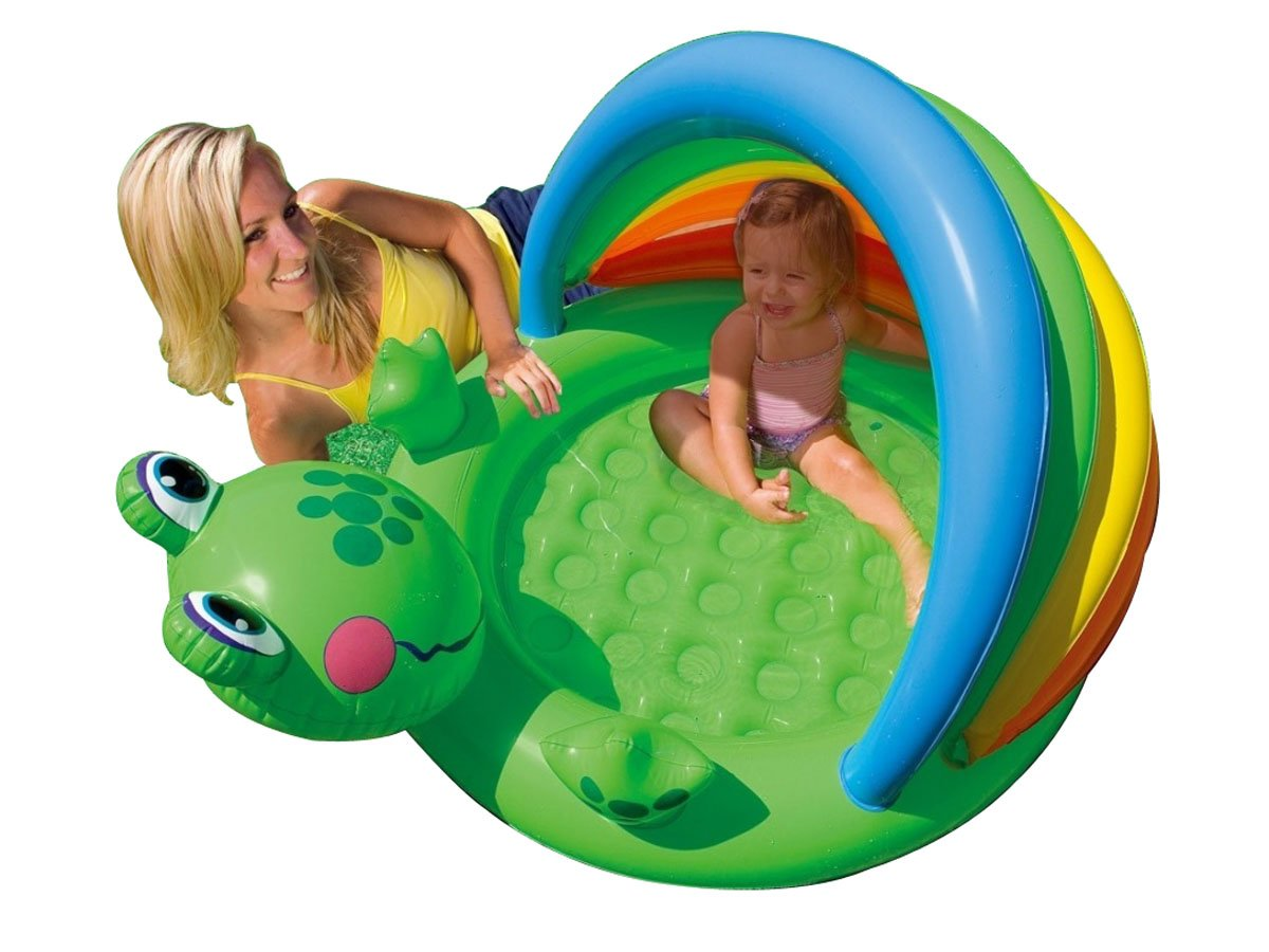 intex recreation froggy fun baby pool age 1 3 product8. Black Bedroom Furniture Sets. Home Design Ideas