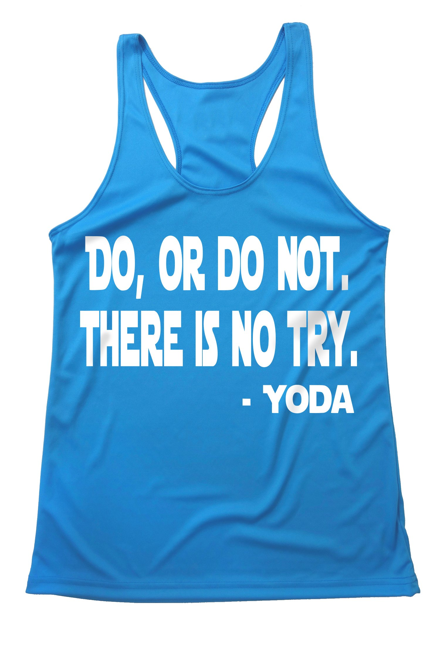 Quick Dry Do Or Do Not There Is No Try Yoda Disney