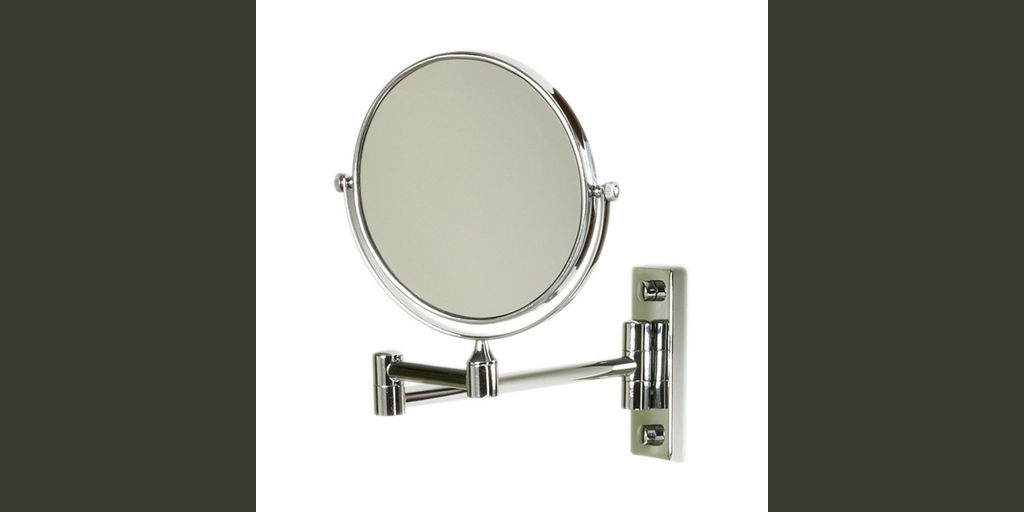 Zenith Magnifying Extension Mirror Chrome Product8