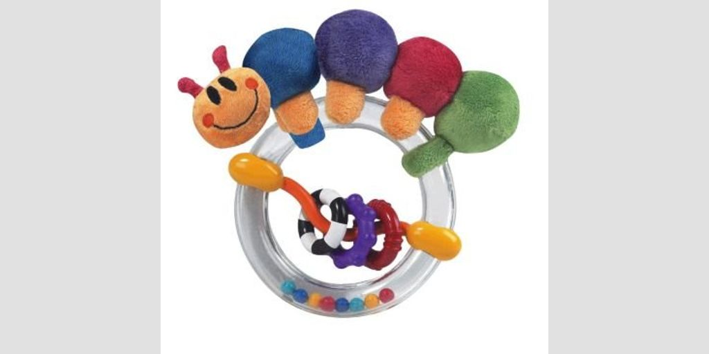 Baby Einstein Ring Rattle